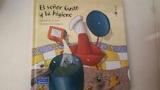 El señor Gusto y la higiene by Fátima de la Jara Ayala  -2003
