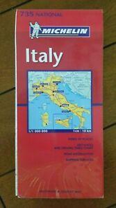 Cartina Michelin Italia.Mapa Michelin Italia