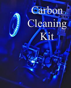 Hydrogen Carbon Cleaning Machine HHO Generator Kit Engine Rejuvenizer HydroUSA