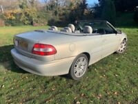 ⭐️55 plate VOLVO C70 2.0T GT CONVERTIBLE⭐️ - NO RESERVE