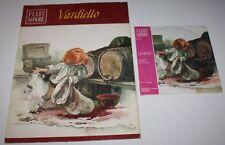 Fiabe sonore Vardilello Fabbri 1966 rivista  + disco