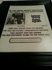 James Gang Rides Again Debut Introduction Promo Po