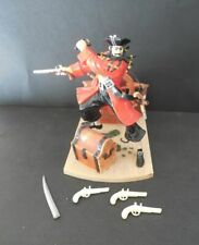 Blackbeard The Pirate 1/8 Aurora Vintage Built Model Kit