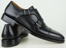 BALLY Shoes Schuhe Herren Derbyschuhe Businesschuhe Leder Schuhe Black Gr.46 NEU