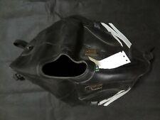 Bagster - Cover serbatoio in pelle KawasakiZZR 600  Nero grigio
