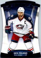2015-16 Upper Deck Contours Hockey Card #88 Nick Foligno Blue Jackets 492/499