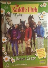 The Saddle Club - Horse Crazy (DVD, 2003)