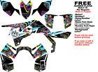 Dfr Subculture Graphic Kit Electric/Colors Sides/Fenders Suzuki Ltr450 Ltr 450