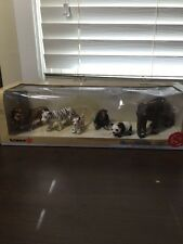 NEW RARE SCHLEICH #40946 WILD ANIMAL NATURE SET LARGE TOY FIGURES COLLECTION