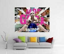 LADY GAGA artpop GIANT WALL ART photo imprimé Poster