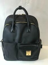 India Hicks Black Jet Pack Backpack
