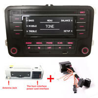 Autoradio VW RCN210 mit Kabel BLUETOOTH CD USB für GOLF TOURAN POLO TIGUAN CADDY