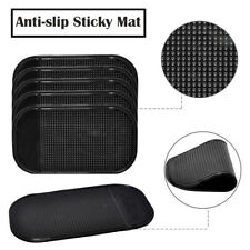 Anti Slip Mat Sticky Pad Phone Anti Slip Pad PDA Holder For Car Black