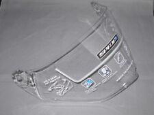 Spada Intrepid Helmet Visor Clear (Drilled & Plugged)