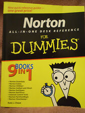 NORTON ALL-IN-ONE DESK REFERENCE FOR DUMMIES [9 BOOKS IN 1] - BRAND NEW