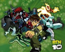 Ben 10 : Characters - Mini Poster 40cm x 50cm new and sealed