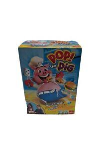 Pop! The Pig Game Goliath 4+ Year 2-6 Player Children Fun
