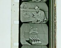 "16mm Advertising Film Reel - Consumer Drug Corporation TIREND ""Painter"" (C21)"