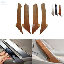 2/4pcs Interior Door Handle Cover Pull Armrest Trim For Toyota Camry 2006- 2011