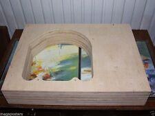 Plinth for Garrard 301 12 inches + armboard