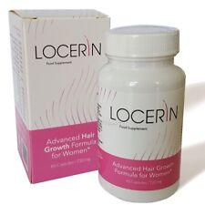 Locerin gegen Haarausfall natürliches Haarwuchsmittel für Frauen