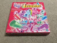 My Little Pony Trouble Board Game 2006 Hasbro Vintage Milton Bradley