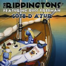 The Rippingtons - Cote D'azur [New CD]