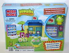 Mega Bloks Moshi Monsters Gross-ery Store Playset 80622 Snozzle Wobbleson New