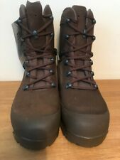 Haix High Liability Desert Boots 9 New and Unused