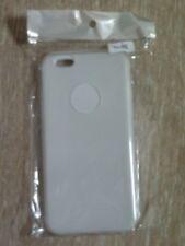 Coque IPHONE 6/6S Etui en silicone ultra mince blanche NEUVE