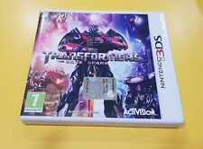 Transformers The Dark Spark GIOCO 3DS VERSIONE ITALIANA