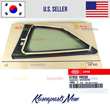 🚩 Rear Quarter Window Glass Right PASSENGR 878201M220 KIA FORTE KOUP 2009-2013