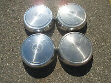 1992 to 2005 Ford Econoline van E250 E350 dog dish hubcaps set for 16 inch wheel