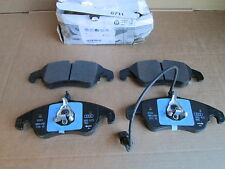 NEW GENUINE AUDI Q5 FRONT BRAKE PADS 8R0698151A 8R0698151S NEW GENUINE AUDI PART