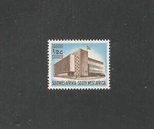 South West Africa #314 (A57) VF MNH - 1968-72 1/2c General Post Office, Windhoek