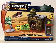 Angry Birds Star Wars Jabba's Palace Battle Game - New In Box