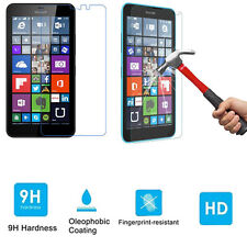 Tempered Glass Screen Protector Film Guard For Microsoft Nokia Lumia 640 LTE US