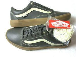 Vans Mens Old Skool Pro BMX Dennis Enarson Shoes Olive Green Gum Size 8.5 NWT