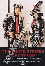 White Stripes Icky Thump LP Advert