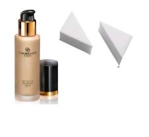 Oriflame Giordani Gold Age Defying Foundation - Light Ivory + Free Wedges