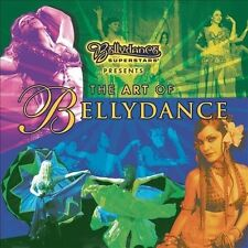 NEW The Art Of Bellydance [2 CD] (Audio CD)