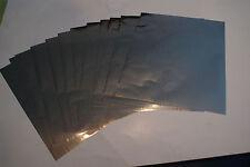 Gun Metal Heat Laser Foil- 8.5X11 Sheets -1 dz/packet!