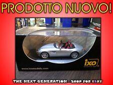 1 43 Ixo BMW Z8 Roadster 2001 Silver