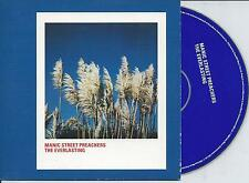 MANIC STREET PREACHERS - The everlasting CD SINGLE 2TR EU CARDSLEEVE 1998