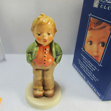 Hummel Goebel Figurine Germany Mj Erster Tenor Steadfast Soprano 2002 Box Papers