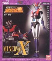 New Bandai Soul of Robot Chogokin GX-09 Minerva X From Japan