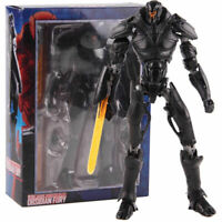 """Pacific Rim 2: Uprising Side Jaeger Obsidian Fury 6.7"""" Action Figure Toy In Box"""