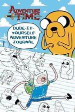 Adventure Time: Dude-It-Yourself Adventure Journal by Kirsten Mayer (2012,...