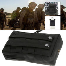 Männer Tactical Molle Belt Pack Hiking Camping Bauch Tasche Army Military Pouch