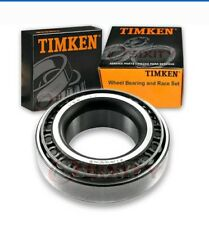 Timken Front Wheel Bearing & Race Set 1985-1989 Chevrolet Astro #1037